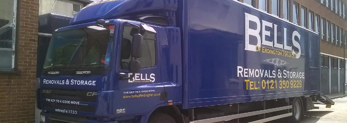Professional trustworthy reliable domestic and office removals company covering the Sutton Coldfield and Birmingham areas and across the Midlands